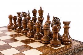 D'échecs En Bois