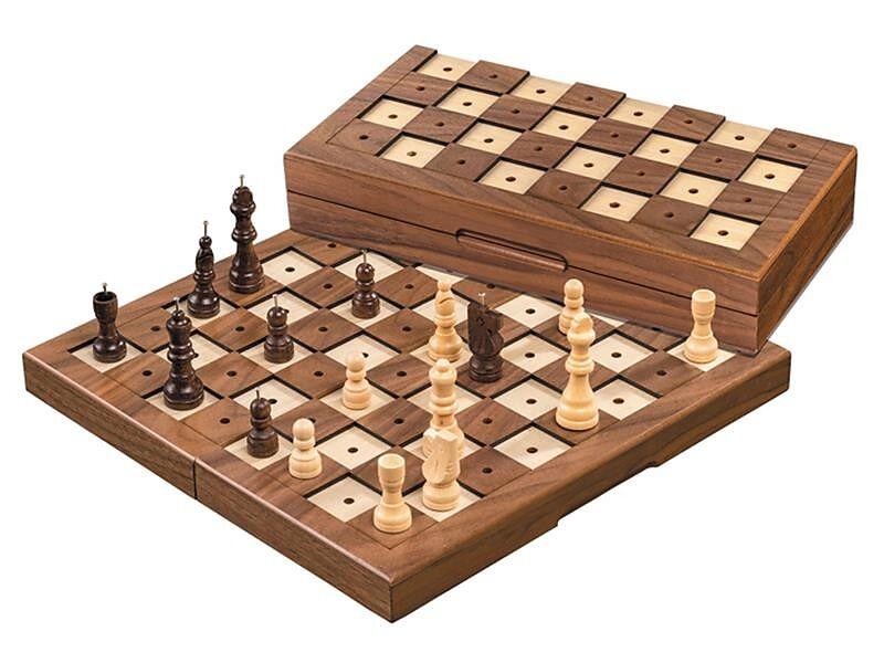 D'échecs Pour Aveugle