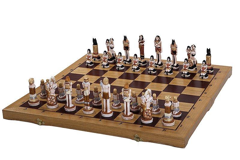Jeu D'échecs Égyptien